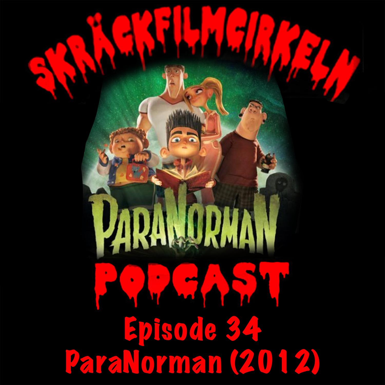 Episode 34 – Skräck För Barn