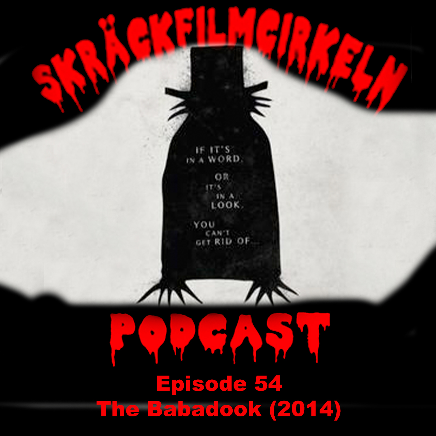 Episode 54 – Hysteri – The Babadook (2014)
