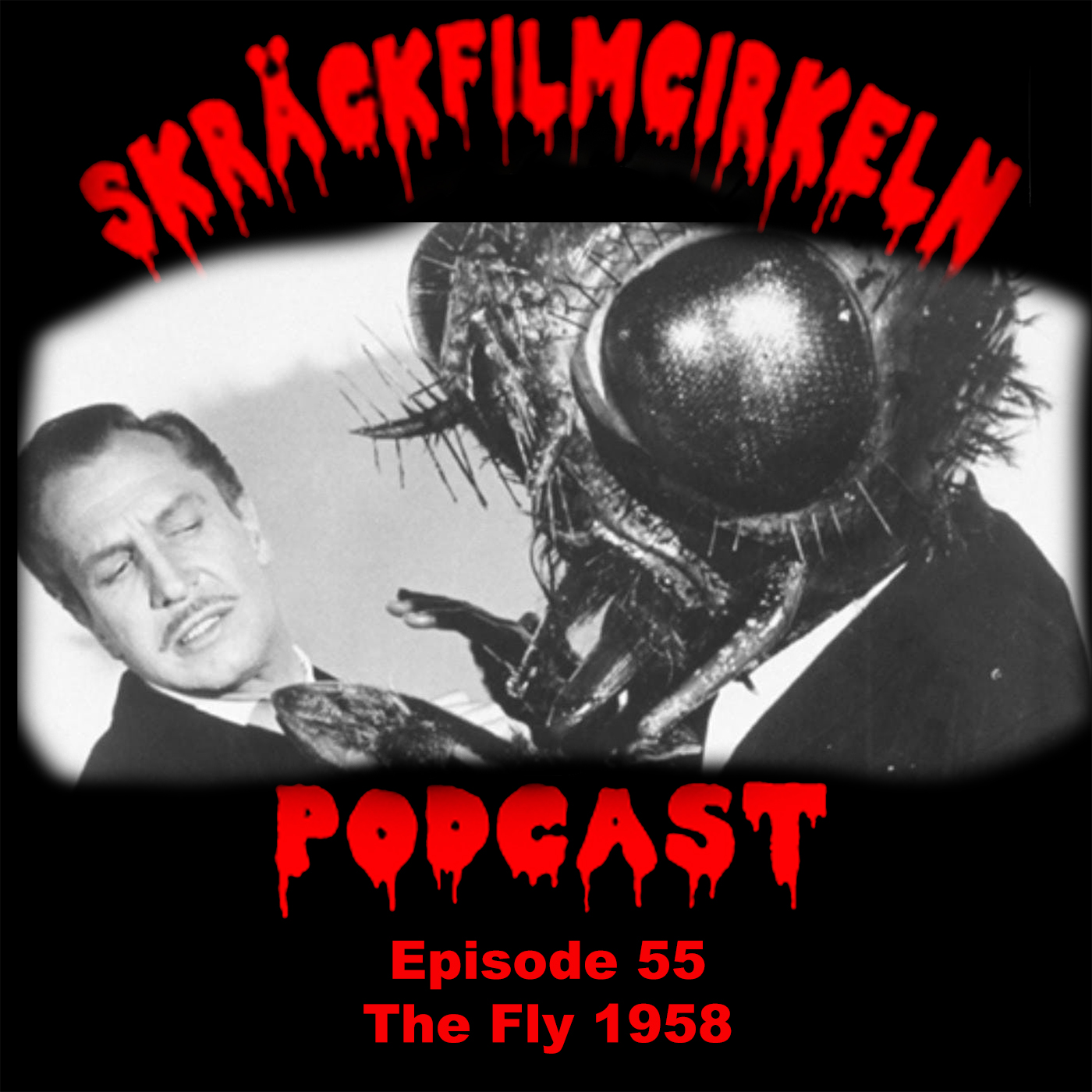 Episode 55 – The Fly (1958)